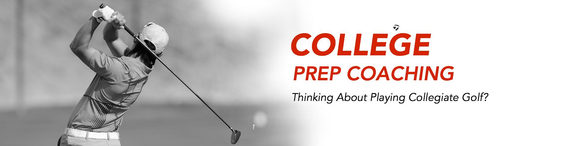 Collegiate Golf Prep