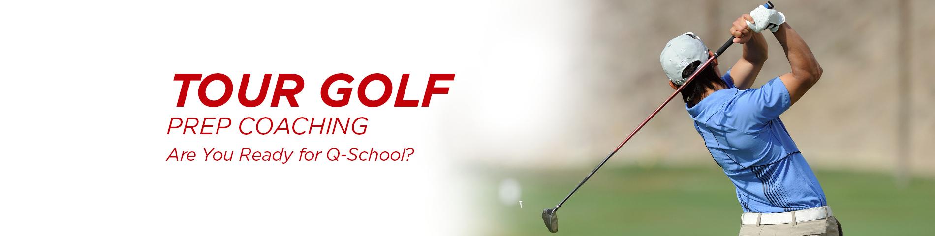 Tour Golf Prep